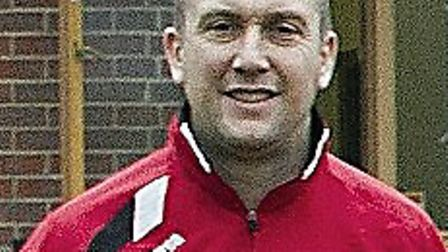 Paul Warman has resigned as Blofield United manager. Picture: Steve Wood