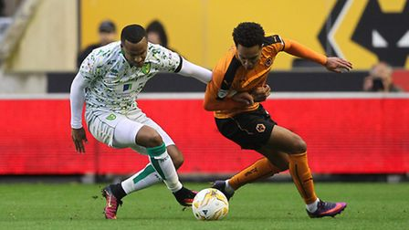 Martin Olsson is out of contract at Norwich City next summer. Picture by Paul Chesterton/Focus Image