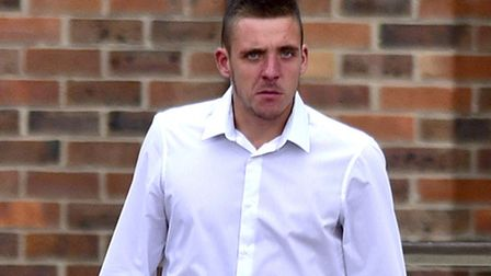 Danny Wright at Norwich Crown Court.Picture: STAFF PHOTOGRAPHER