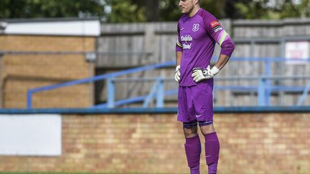 Goalkeeper Elliot Pride has signed for Dereham Town. Picture: Archant