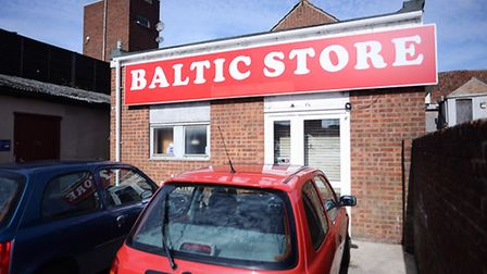 The Baltic store in King's Lynn. Picture: Ian Burt