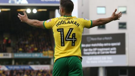 Wes Hoolahan is enjoying his football more than ever. Picture by Paul Chesterton/Focus Images