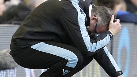 Former Norwich City and Aston Villa boss Paul Lambert is tipping his old club for a good season. Pho