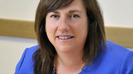 Anna Graves, joint chief executive of Breckland District Council and South Holland District Council