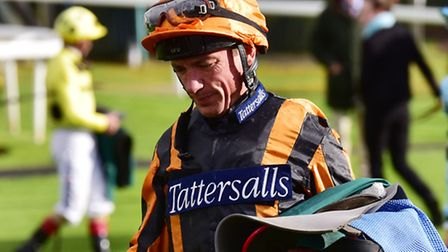 Frankie Dettori grabbed a 53/1 Great Yarmouth double. Picture: Nick Butcher
