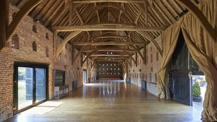 The Great Barn. Picture: Chris Horwood.