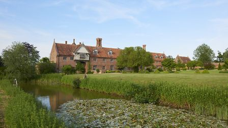 Hales Hall is up for sale. Picture: Chris Horwood.