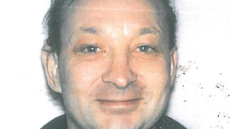 Missing Norwich man Stephen Thompson. Police have appealed for help in finding him.