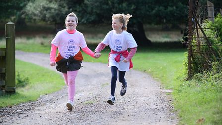 The Heritage House charity run on the Holkham Estate. Picture: Ian Burt
