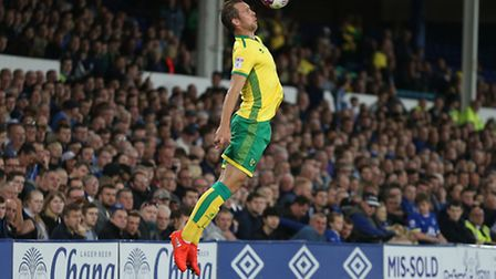 Steven Whittaker has recently had stomach surgery but is back in training ahead of Norwich City's EF