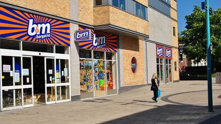 B&M to open second King's Lynn store: Pictures B&M