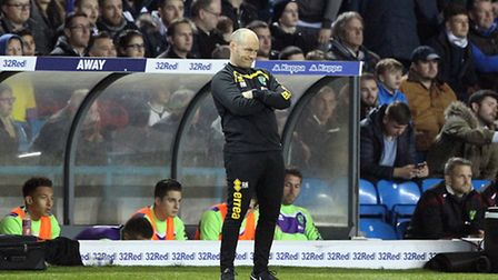 Alex Neil is ready to do what is required to get Norwich City challenging again in the future. Pictu