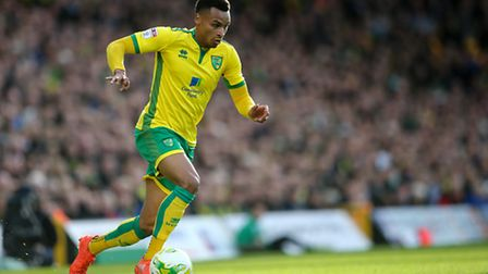 Jacob Murphy has led the way for the young guns at Norwich City. Picture by Andy Kearns/Focus Images