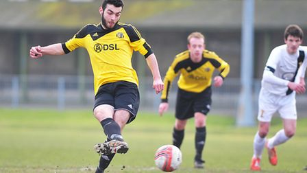 Connor Deeks is back at Great Yarmouth.