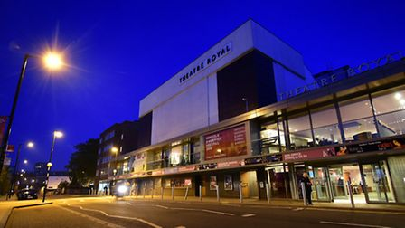 Norwich Theatre Royal.Picture: ANTONY KELLY