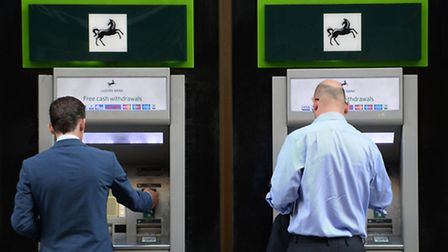 Lloyds has put aside £1bn for PPI compensation. Picture: Stefan Rousseau/PA Wire