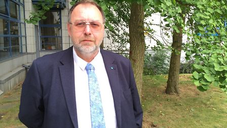 Bob Groome of the Association of Teachers and Lecturers