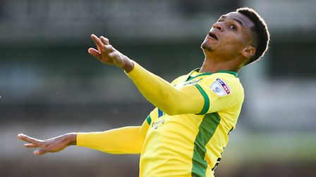 Jacob Murphy was sacrificed in the second-half of Norwich City's Championship defeat to Preston. Pic