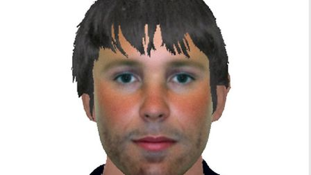 Police have released an e-fit of a man they would like to speak to in connection with a serious assa