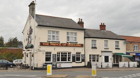 The Prince of Denmark pub on Sprowston road, Norwich.; Photo by Simon Finlay