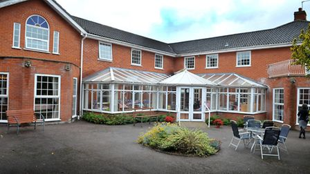 The care provided at Walsham Grange has been criticised in a CQC report.