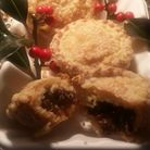 Lucy's chip stall in Norwich Markets has added battered mince pies to their menu as a Christmas spec
