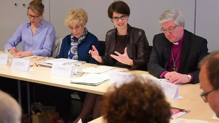 Chloe Smith chairs social mobility roundtable in Norwich to respond to the 2016 Social Mobility Inde