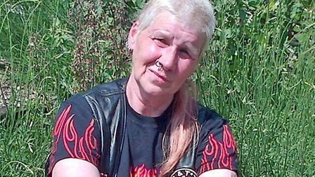 Twiggy Holland, 64, who died from cancer on November 6 2016. Picture: DAVID HOLLAND