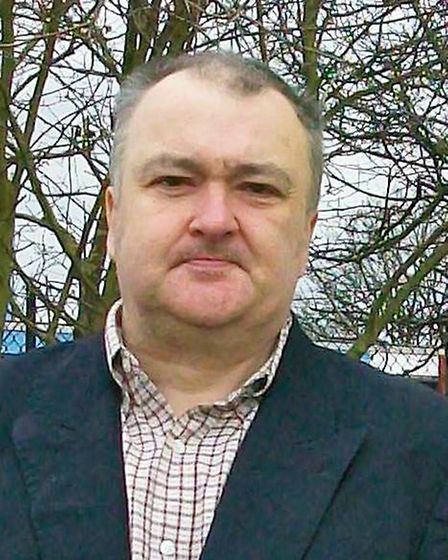 Paul Kendrick, cabinet member for neighbourhoods and community safety.