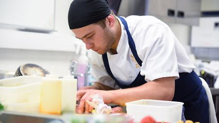 There are plenty of cooking and catering roles available across Norfolk. Photo taken from the EDP N