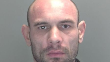 Marcous Webster was jailed for 18 months for being concerned in the supply of cannabis. Picture: Nor