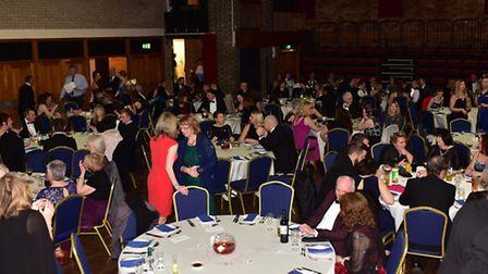 The Thetford Awards Recognising Achievement held for the first time.