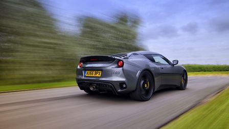 Lotus Evora 410 Sport is the fastest ever Lotus road car with more power, less weight and even more