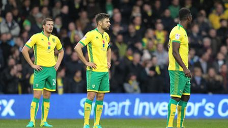 Norwich City slipped to a fourth consecutive Championship defeat at QPR. Picture by Paul Chesterton/