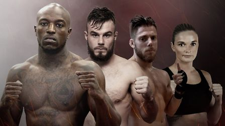 Contenders 17 will be held at the Norfolk Showground on December 10