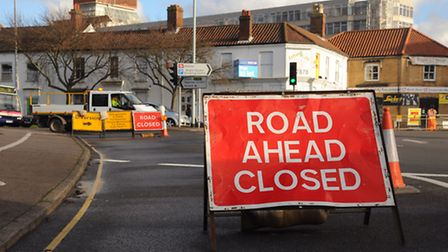 Motorists are being warned of disruption ahead.
