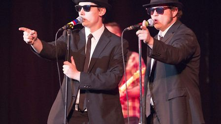 Blues Brothers Experience.