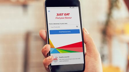 Just Eat.