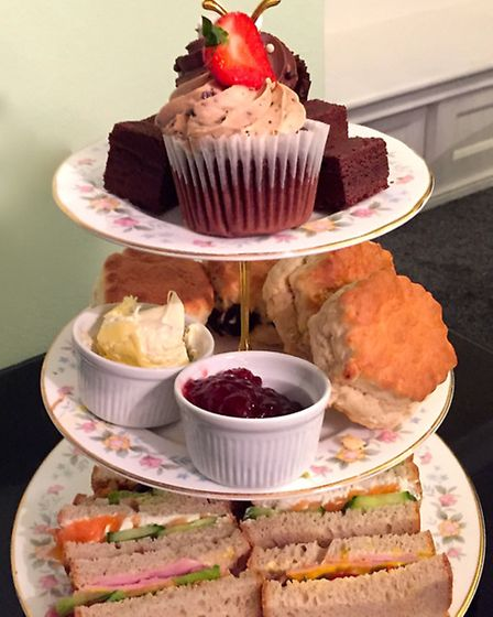 Cupcakes and Bubbles is set to open on Timber Hill in Norwich on November 8. Photo: Cupcakes & Bubbl