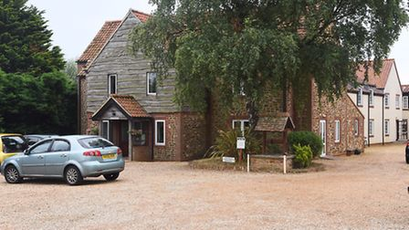 Lower Farm Care Home in South Wootton. Picture: Ian Burt