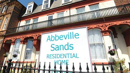 Abbeville Sands Residential Home on Sandown Road in Great Yarmouth. Picture: Archant
