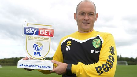Is it time to say goodbye to Alex Neil? Picture: Griffiths Photographers
