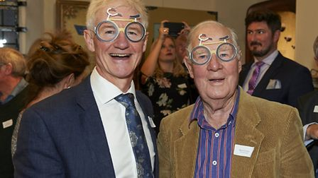 Robert and Barry Conway celebrate the business's century of success