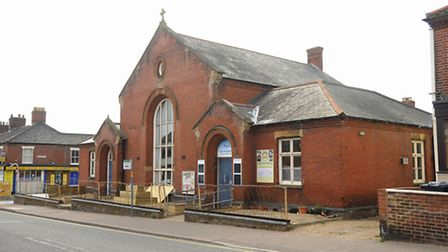 The Silver Road Community Centre, formerly the Silver Rooms. Picture: DENISE BRADLEY