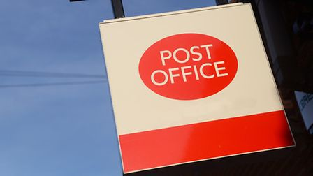 Official opening of the Tilney St Lawrence Post Office. Picture: Ian Burt