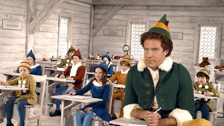 Elf is a Christmas staple (Picture: New Line Cinema)