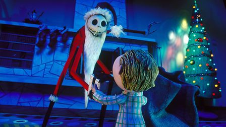 Tim Burton's holiday classic, The Nightmare Before Christmas, makes a return to the big screen this