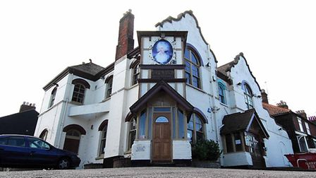 The Queen Charlotte pub on Dereham Road soon to be re-opened as the Lord Nelson.PHOTO: ANTONY KELLYC