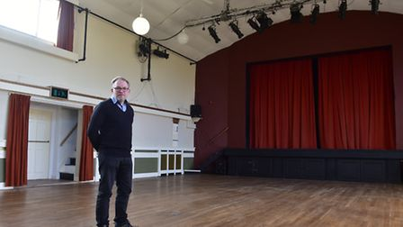 Peter Adshead is the Centre director for St Edmunds Hall, Southwold. Peter is creating a scheme to h