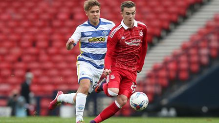 Norwich City midfielder James Maddison's Aberdeen loan is scheduled to end in January. Picture: Jane